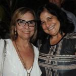 Marianne Saramago, da Ematur, e Marcia Galvão, da NCL