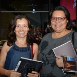 Marisa Sandes, da Pousada das Missões, e Renata Cordias, do Centro Paula Souza