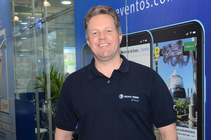 Mauricio Favoreto, diretor da Trend