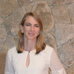 Michele Schineider, coordenadora de recepção do Novotel Itu Golf & Resort