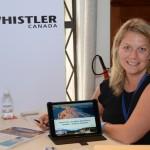 Michelle Dehne, do Turismo de Whistler