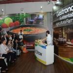 Ministerio do Turismo apreseta gastronomia brasileira para os agentes