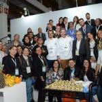 Ministerio do Turismo apreseta gastronomia brasileira para os agentes de viagens durante a 47°Abav Expo