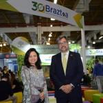 Monica Samia e Roberto Nedelciu, da Braztoa