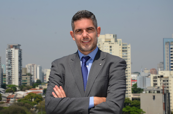 Neil Palomba, presidente executivo da Costa Cruzeiros