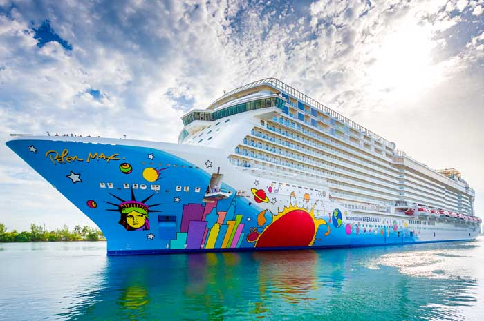 Norwegian Cruise Lines aumenta doação para campanha de auxílio às Bahamas após Furacão Dorian