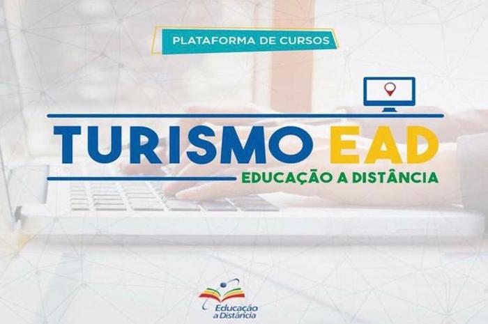 Nova plataforma de cursos EAD, oferecida em parceria com a Secretaria de Educação, disponibiliza 280 vagas em três modalidades