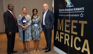 South African Airways promove rodada de negócios em São Paulo; veja fotos
