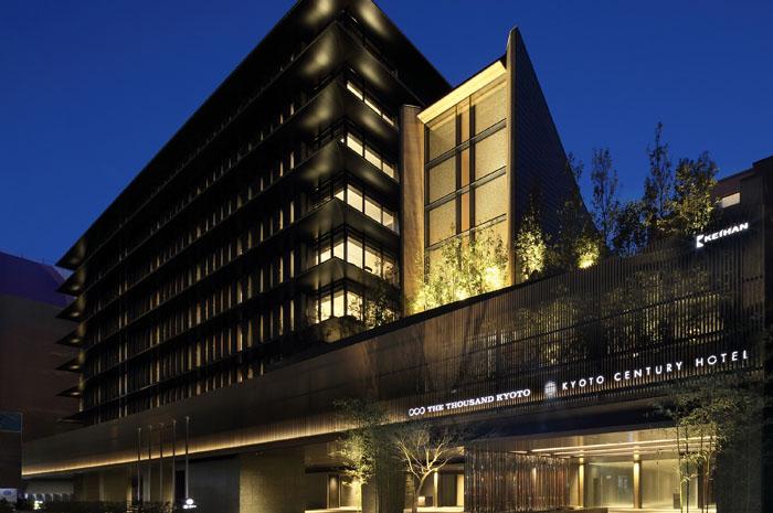 O hotel The Thousand Kyoto é uma das novas aquisições da Preferred