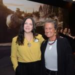 Paula Barreto, da Disney, e Mari MAsgrau, do M&E
