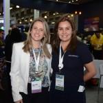 Priscila Bures, da CVC Corp, e Renata Esteves, da Rexturadvance