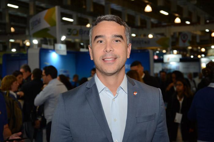 Rafael Brito, secretário de Turismo de Alagoas