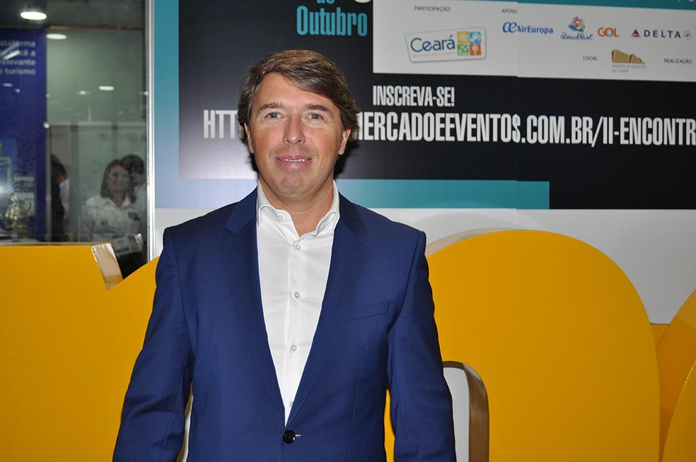 Ricardo Amaral, CEO da R11 Travel