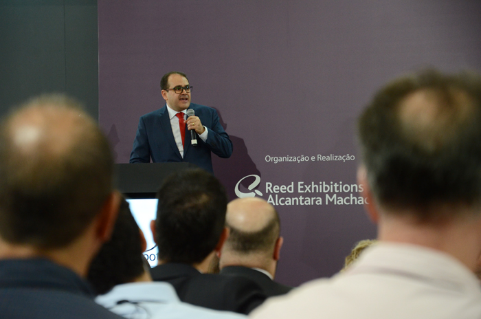 Roberto Bertino, presidente da Rede Nobile elencou os cinco pilares do sucesso do ramo hoteleiro