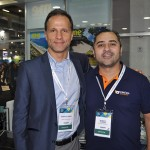 Roberto Roman e Roberto Oliveira, da Travel Ace Assistence