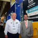 Roy Taylor, do M&E, e Fausto Franco, secretario de Turismo da Bahia