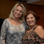 Rute Garcia, da Dream Factory, e Roseli Castro, da RC Turismo