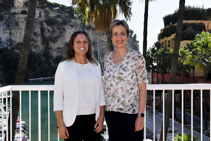 Sarah Rico e Christine Barrabino Crédito Manuel Vitali