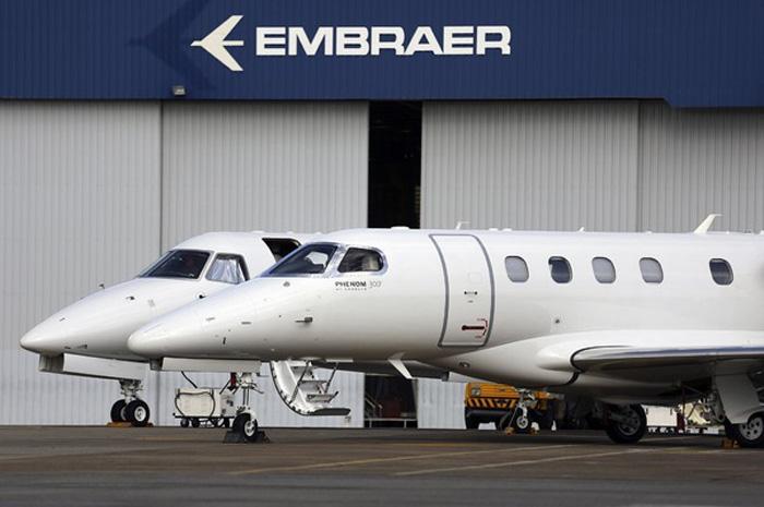 Embraer fecha contrato de manutenção com a Horizon Air