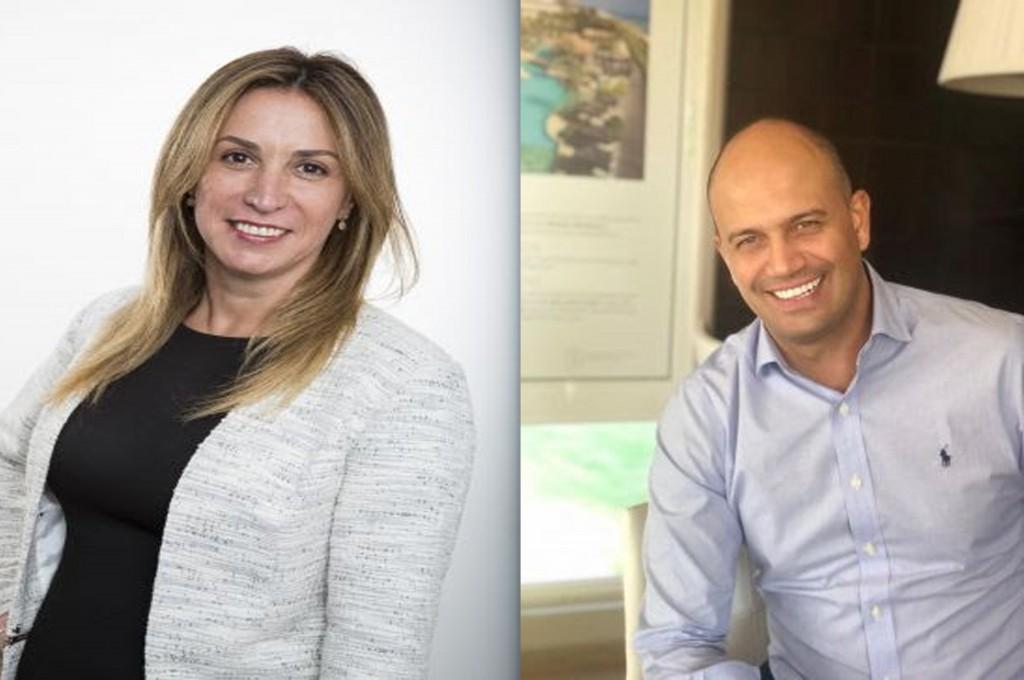 Fabiana Leite, da RCI, e Rafael Albuquerque Dias, da GJP