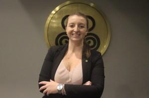 Sintia Boing é mais nova contratação do Bourbon Convention Curitiba Hotel