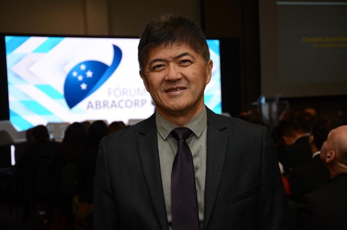Gervásio Tanabe, presidente-executivo da Abracorp