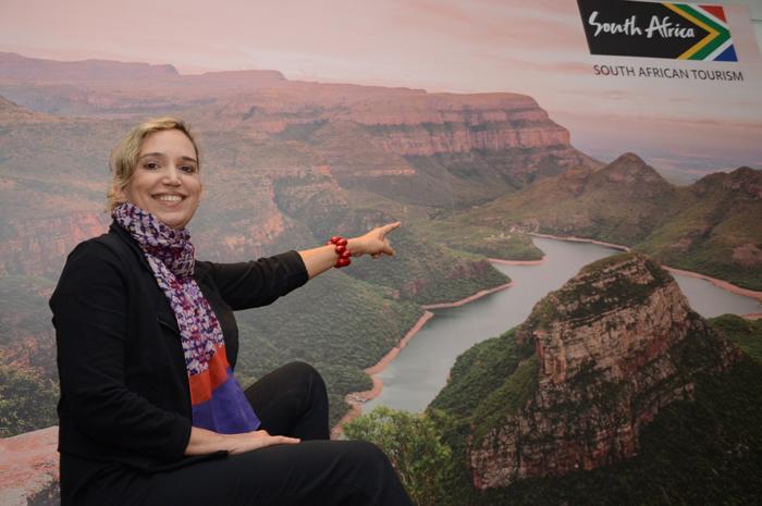 Tatiana Isler, da South Africa Tourism