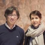 Ulisses Kameyama e Morgane Culié, da Belcar Vinhos