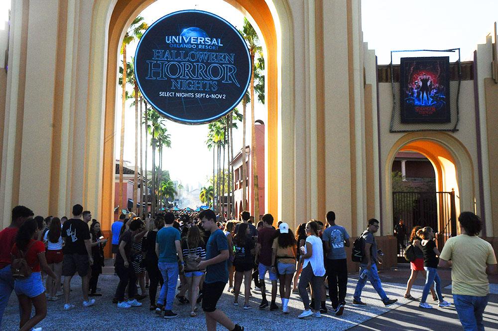 Universal Orlando Resort recebe o Halloween Horror Nights 2019 até novembro
