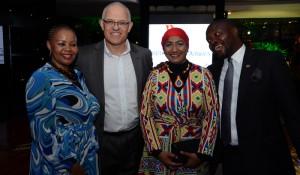 South African Airways comemora 50 anos de operação no Brasil com coquetel; veja fotos