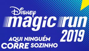 6ª edição da Disney Magic Run chega em novembro a São Paulo
