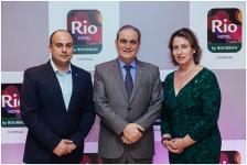 Rio Hotel by Bourbon Campinas recebe convidados em coquetel de abertura