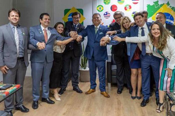 Equipe da Embratur se une aos estados para promoção conjunta em eventos internacionais