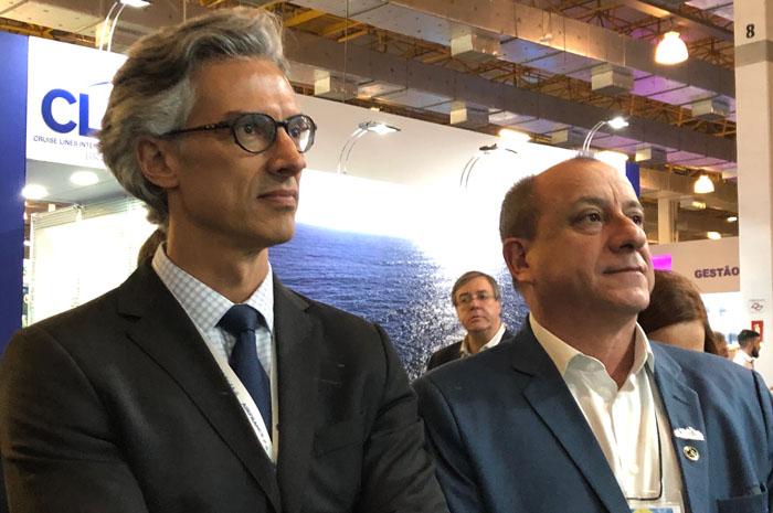 Marco Ferraz e Toni Sando