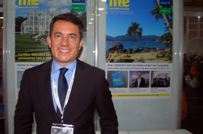 Gelson Popazoglo, Diretor Comercial da GTA