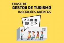 Ministério do Turismo abre inscrições para curso de gestor de turismo