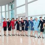 O Aeroporto de Ho Chi Minh foi o palco do evento