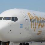 Aeronave operará quatro voos semanais para o Rio de Janeiro