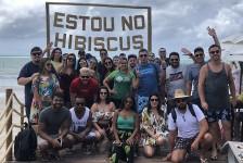 """Famtour """"Azul do Cor do Mar de Alagoas"""" chega ao terceiro dia; veja fotos"""