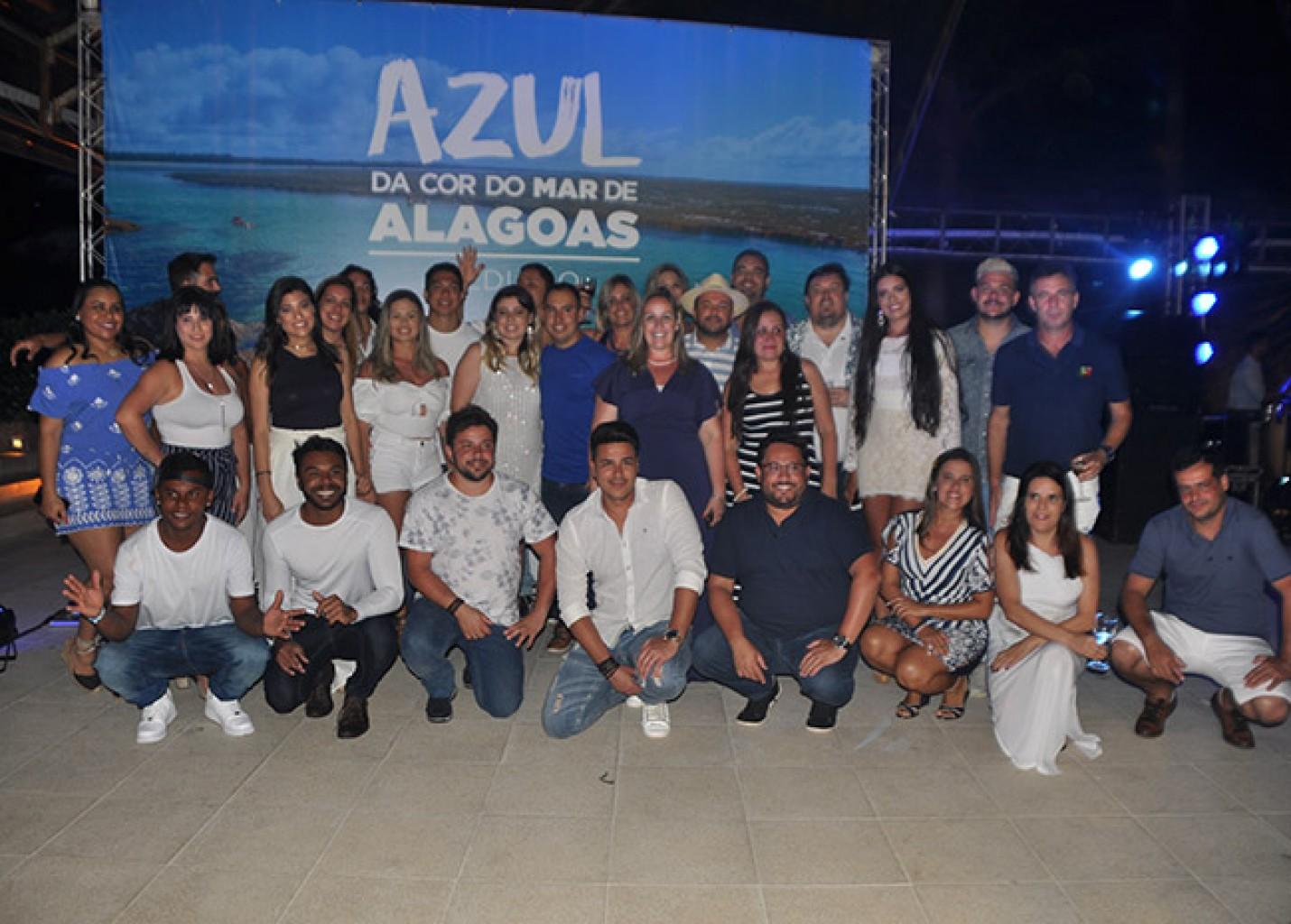 Carro zero km e crescimento de 43%: campanha da Azul Viagens em Alagoas encerra com festa