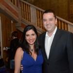 Alessandra Tortoro, da CNC, e Renato Hagopian, da Qatar