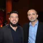 Alexandre Pereira e Fabio Craveiro, da RCA