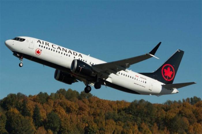 Air Canada Não voará para os Estados Unidos pelo menos até 22 de maio