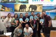 RCD Hotels capacita equipe da BWT Operadora em Curitiba