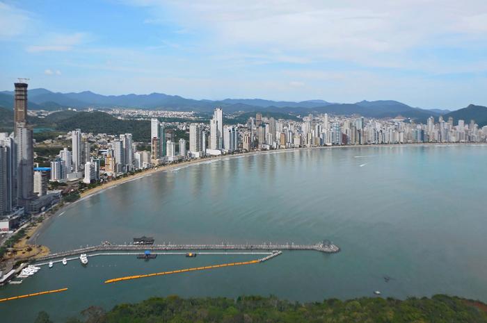 Projeto visa construir quinze instalações voltadas para o turismo marítimo em todo o Brasil
