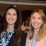 Bianca Oliveira e Aline Guisordi, da Teresa Perez Tours