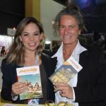 Caissa Moura, de Salvador, e Mari Masgrau, do M&E