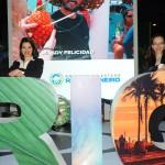 Carla Martinez e Talita Kissmann, do Rio de Janeiro