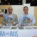 Carlos Miler e Ulysses Covas, de Angra dos Reis