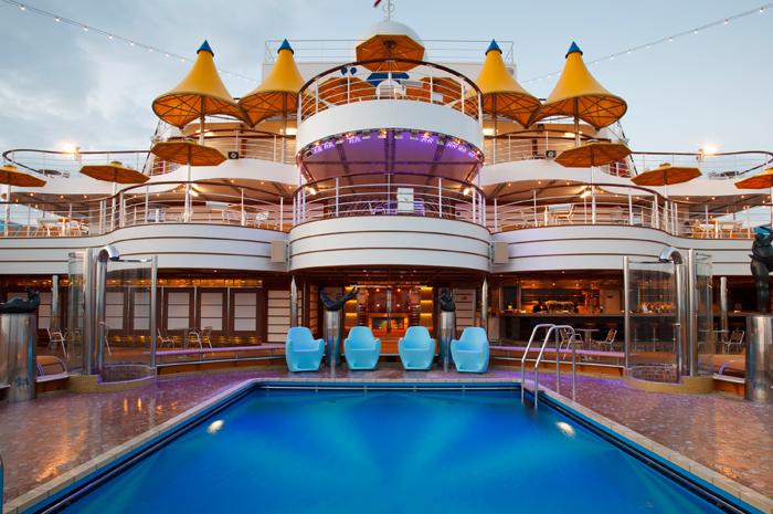 Navios da companhia estão aptos a receber desde viagens de incentivo e premiações a reuniões e conferências corporativas